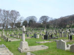 Cemetery– This is a general view of Colwyn Bay (Bronynant) Cemetery where Samuel is buried.