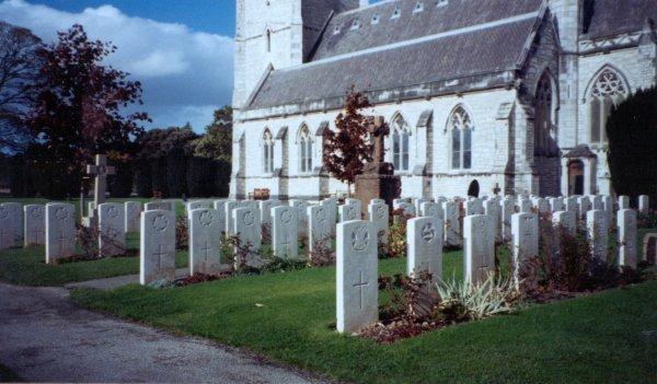 Bodelwyddan Cemetery