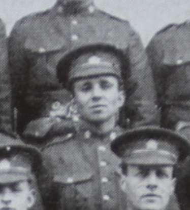 Photo of ARTHUR WILLIAM MARTIN– In memory of the men from the 28th Battalion CEF who went to war and did not return. Submitted for the project, Operation: Picture Me