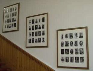 Memorial– Memorial stairwell, RMC Kingston