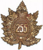 Cap Badge– 780 Captain Alan Stanley Clark Rogers (RMC 1911) was the son of Edwin R. Rogers, Toronto, and beloved brother of Elizabeth Rogers, Esfevan, Saskatchewan, Canada. Captain Rogers held the rank of Lieutenant in the 61st King George's Own Pioneers, Bangalore, India as well as being an ex-member of the Queen's Own Rifles, Toronto, Ontario. Captain Rogers was a graduate of the Royal Military College, Kingston, Ontario. He served with the East Yorkshire Regiment, 6th Bn. He died 7 Aug 1915 in Dardanelles, Turkey during WWI. His name is listed on the Helles Memorial in Turkey. A Memorial booklet for Alan Stanley Clark Rogers  was created 8 August 1915.