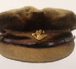 Hat– A hat typical of those worn by the Royal Newfoundland Regiment.