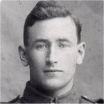 Photo of Thomas P. Dunphy– Thomas P. Dunphy of Dunville, Newfoundland