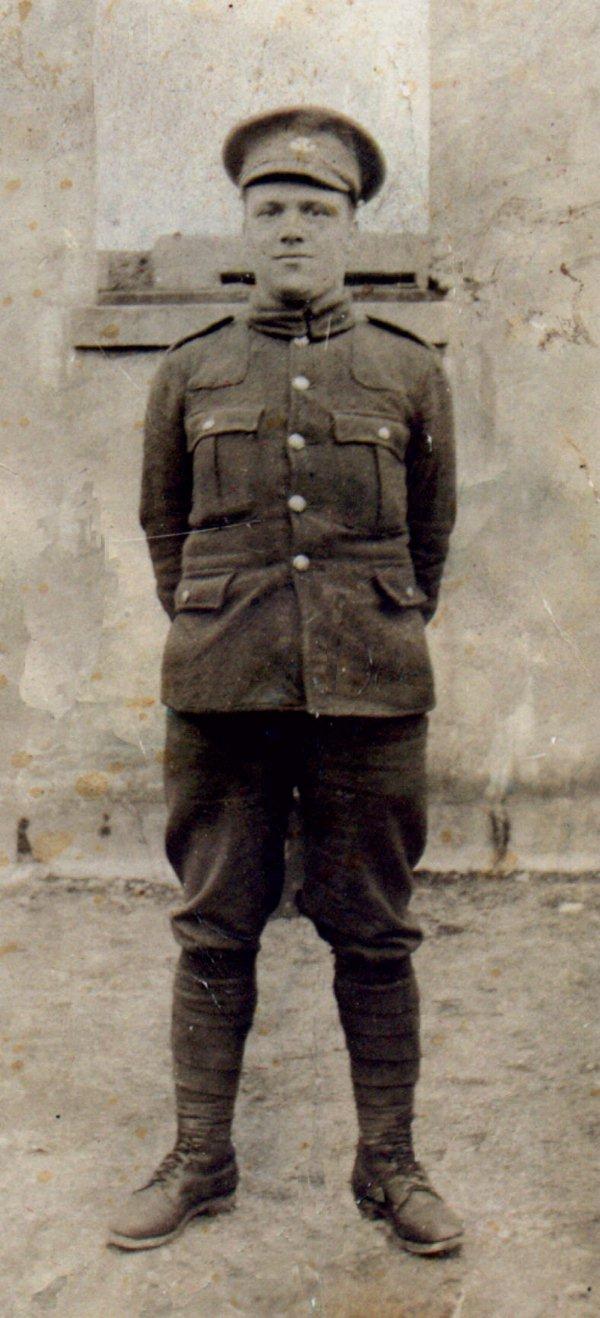 Photo of Jeremiah W. Fudge