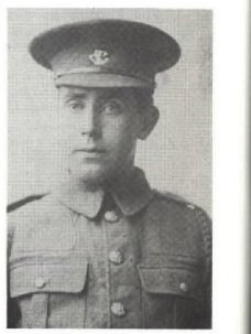 Photo of Chesley James Gough– L/Cpl Chesley James Gough #893 Newfoundland Regiment