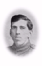 Photo of Frank Hannon– Frank in his uniform