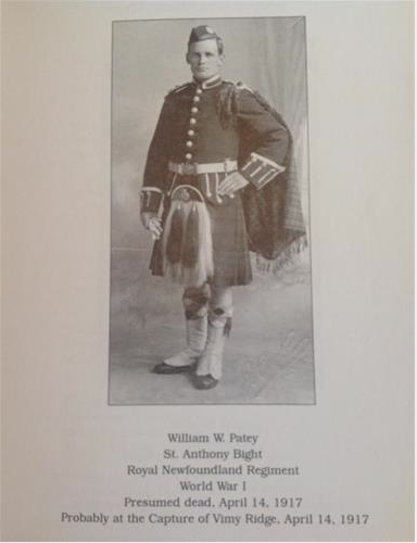 Photo of WILLIAM PATEY