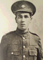 Photo of Norman Way– Norman Way was killed during the Battle of Monchy-le-Preux on April 14, 1917.