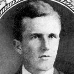 Photo of Thomas Seton Gordon– From: The Varsity Magazine Supplement published by The Students Administrative Council, University of Toronto 1916.   Submitted for the Soldiers' Tower Committee, University of Toronto, by Operation Picture Me.