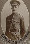 Photo of Thomas Seton Gordon– 136 Lt Thomas S. Gordon