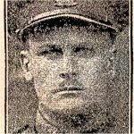 Newspaper Clipping– Photo appeared in the Toronto Star.  Lt. Horner's surname was not spelled correctly.