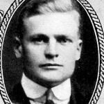 Photo of Asa Milton Horner– From: The Varsity Magazine Supplement published by The Students Administrative Council, University of Toronto 1916.   Submitted for the Soldiers' Tower Committee, University of Toronto, by Operation Picture Me.