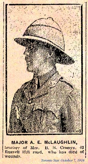 Photo of Arthur Edward Mclaughlin