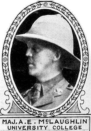 Photo of Arthur McLaughlin