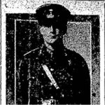 Newspaper Clipping 2– Photograph published in The Toronto Star on November 29th, 1916.