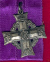 Memorial Cross (front)– Submitted for the project, Operation: Picture Me.