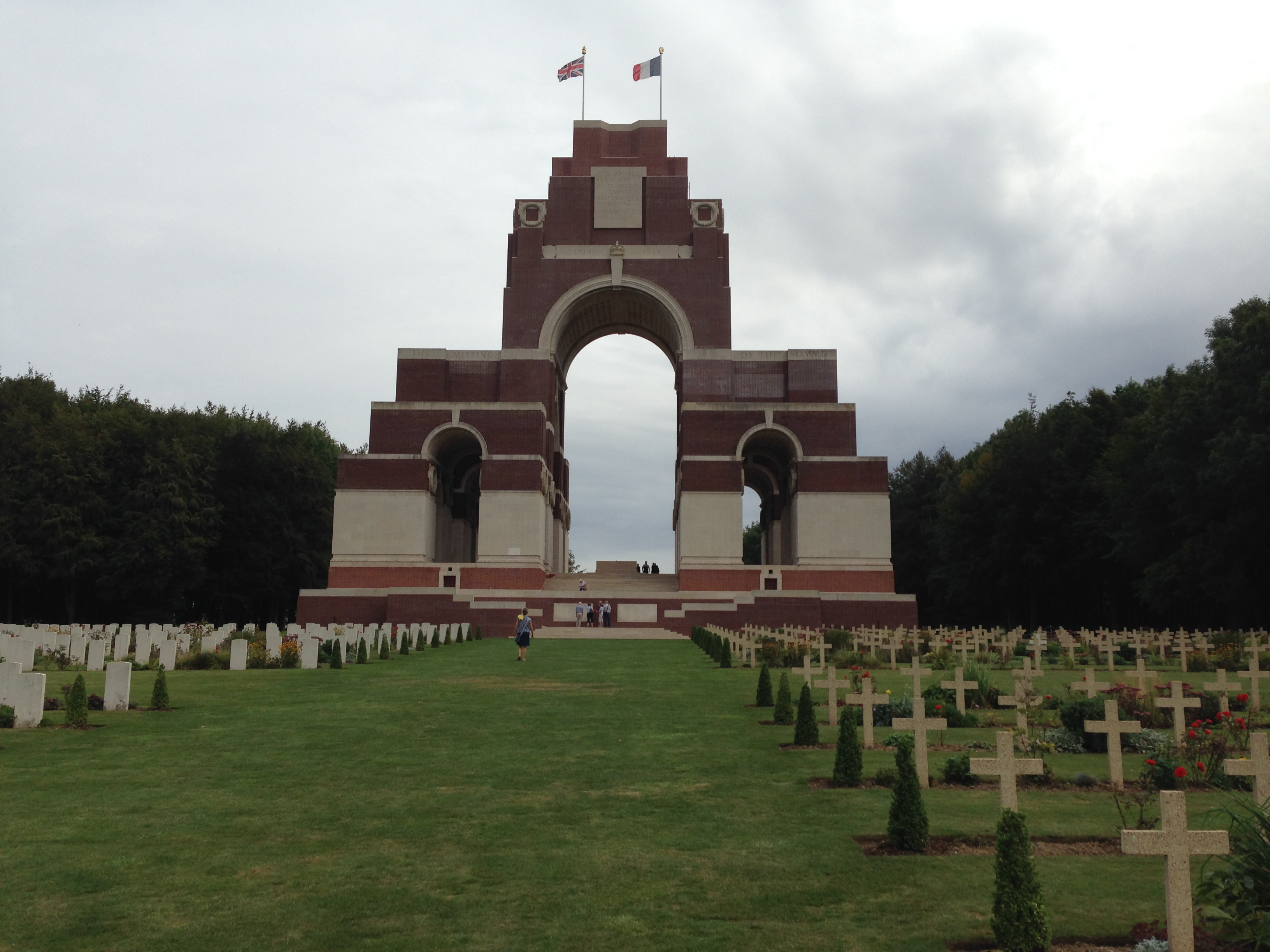 Thiepval Memorial– Thiepval Memorial 