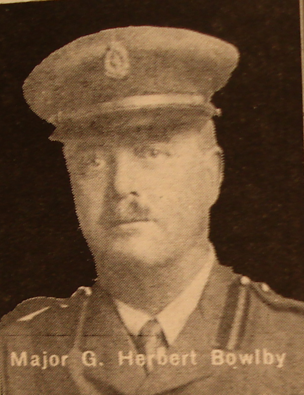Photo of George Bowlby