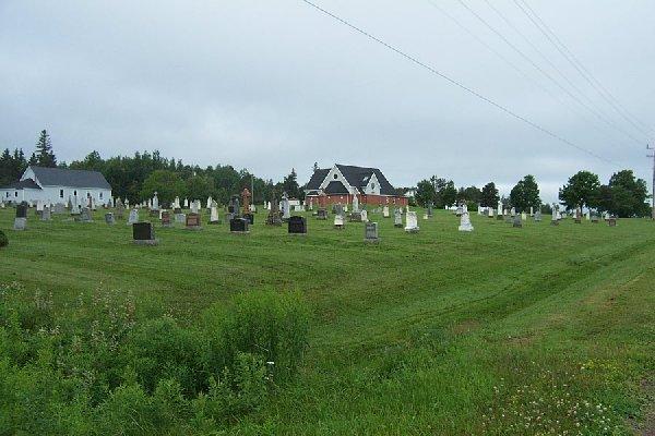St. Theresa (St. Cuthbert's) Cemetery