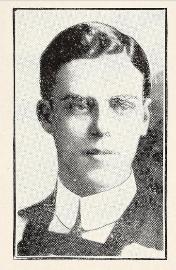 Photo of WILLIAM SYDNEY RICE– Photo from the National Memorial Album of Canadian Heroes c.1919. Submitted for the project, Operation: Picture Me.