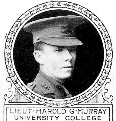 Photo of Harold Murray