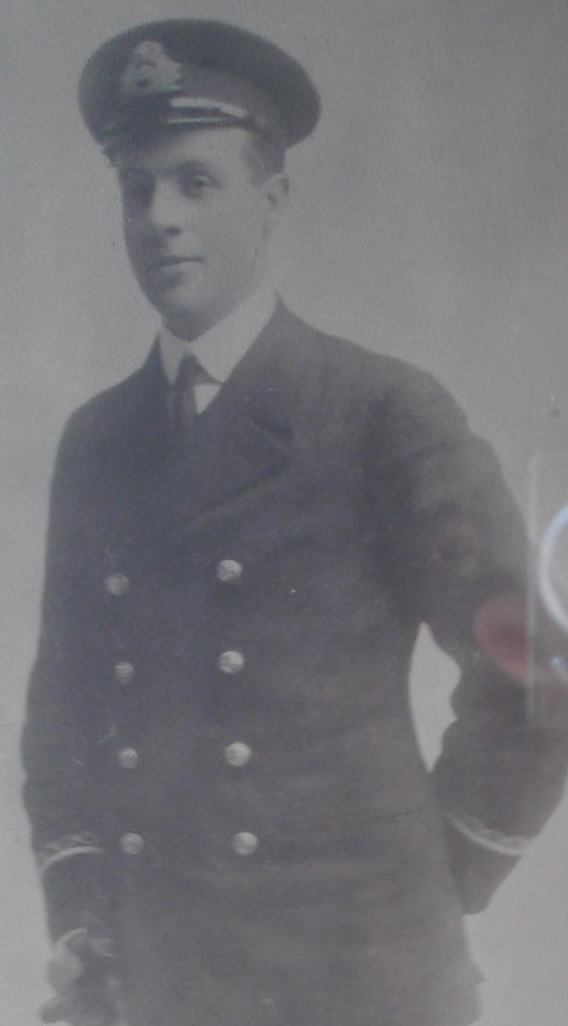 Photo of George Thorold Davidson
