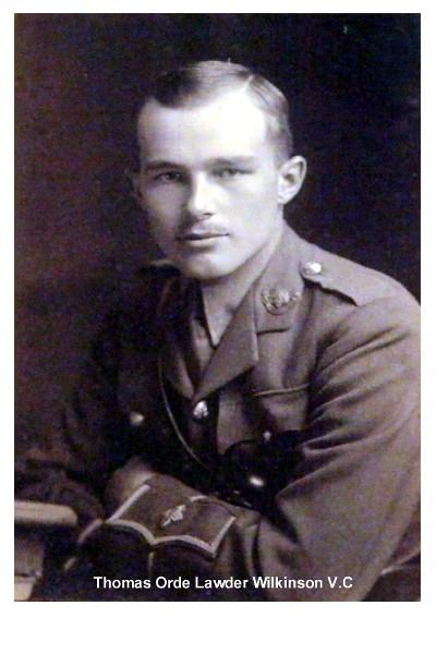Photo of Thomas Orde Lawder Wilkinson VC– .