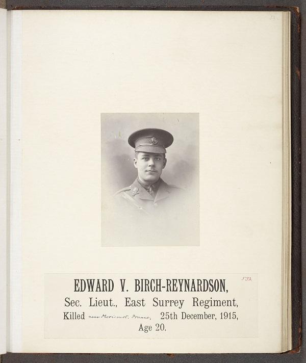 Photo of Edward Vere Birch Reynardson