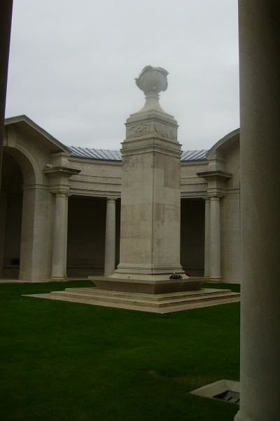 Arras Flying Services Memorial– Photo courtesy of Marg Liessens