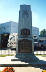 Revelstoke War Memorial– Second Lieutenant Edwin Ibbotson, MC is commemoated on the stone War Memorial in Revelstoke, British Columbia which was erected in 1923 by the Women's Auxiliary, war veterans and the citizens of Revelstoke, British Columbia.