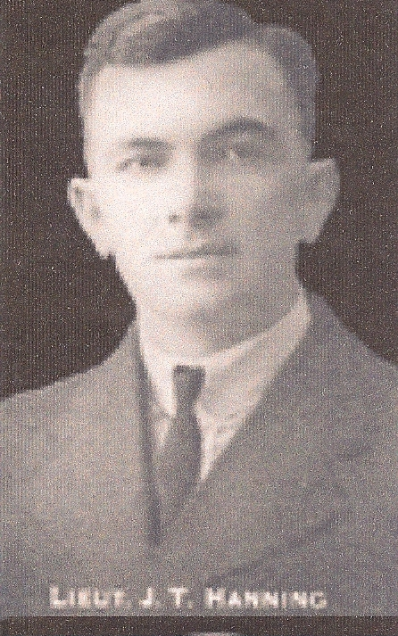 Photo of James Hanning
