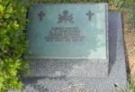 Grave Marker– United Nations Memorial Cemetery, Busan South Korea. Plot: 2, Row 3, Grave 69