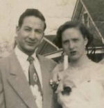 Photo of Raymond Gagnier– Photo of my uncle Raymond Gagnier and my mother his sister Donella Gagnier Davidson
