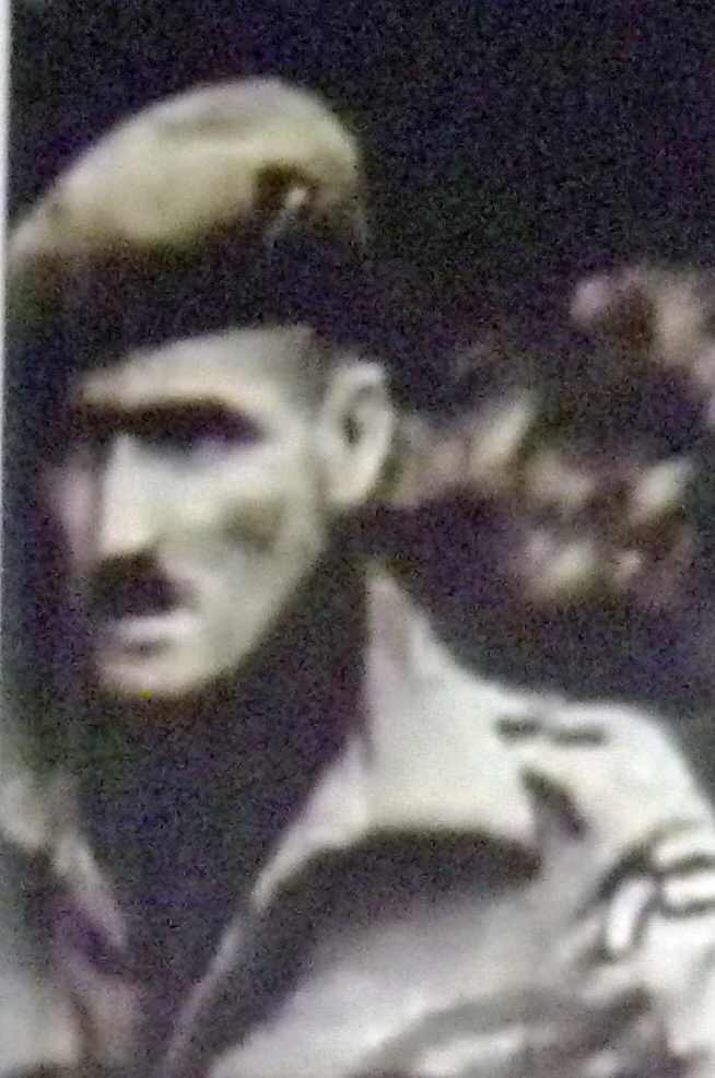 Photo of Phil Gower– Phil Gower whilst prisoner of war - June 1944