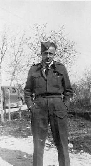 Photo of Alfred Hansen
