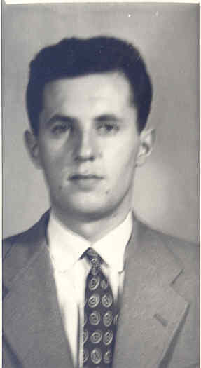 Photo of Roger Falcon King