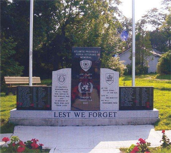 Korea War Memorial