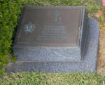Grave Marker– Grave marker in United Nations Memorial Cemetery, Busan, South Korea.