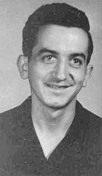 Private Leo Joseph Tellier– Pte Leo Joseph Tellier in civilian clothing.