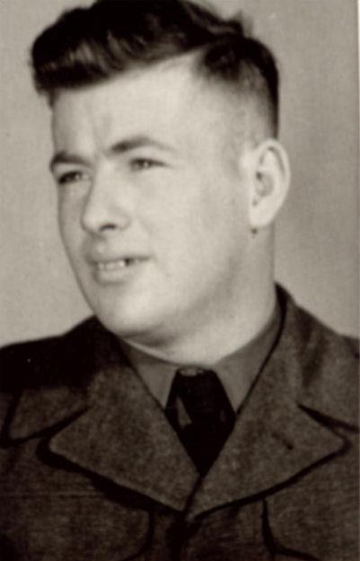 Artileur Charles Donald Webb
