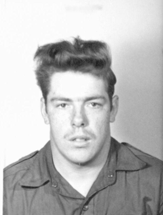 Artileur Clifford Donald Weir