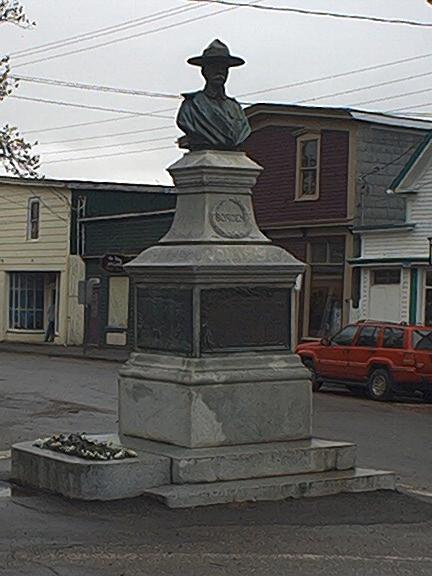 Borden Monument