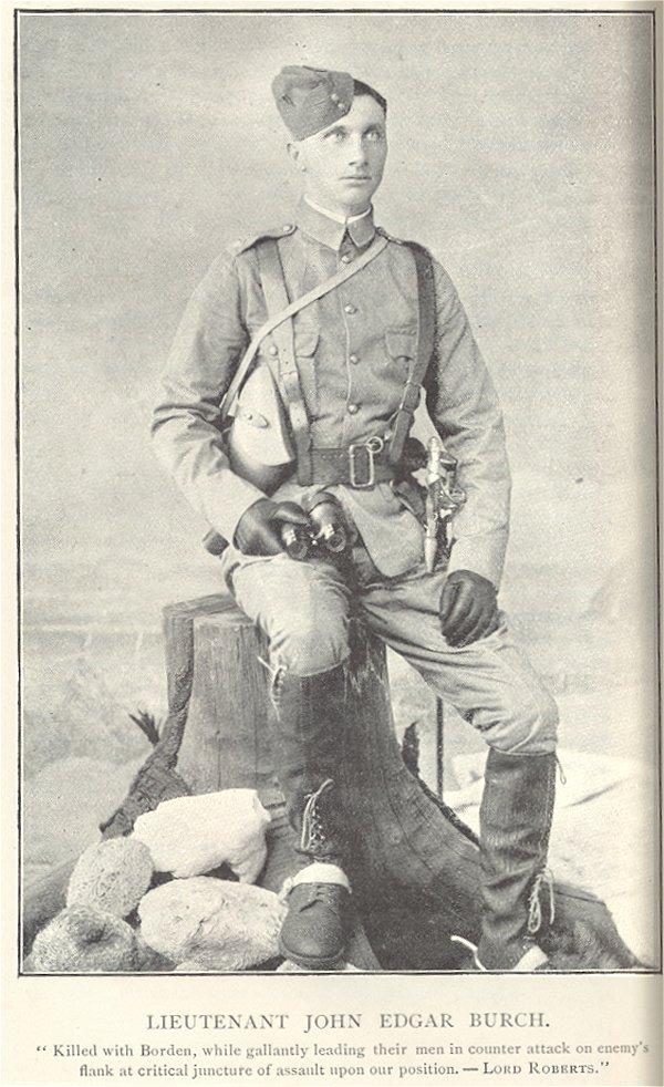 Photo of John Edgar Burch
