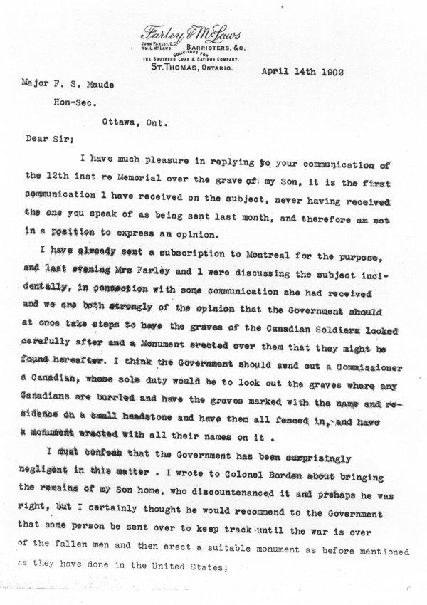 Letter April 14 p.1