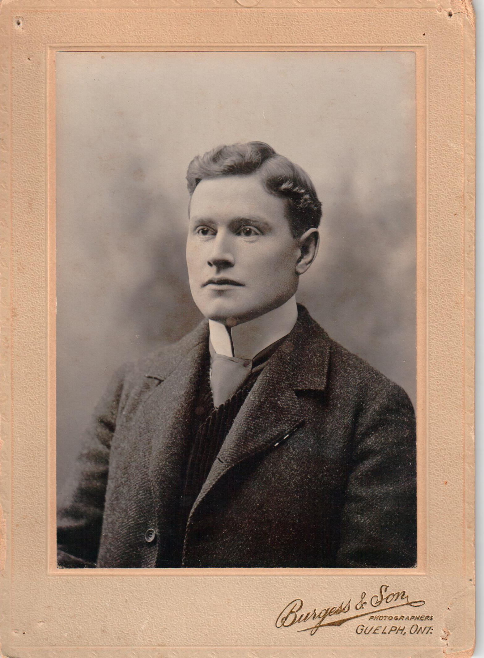 Photo of James Findlay