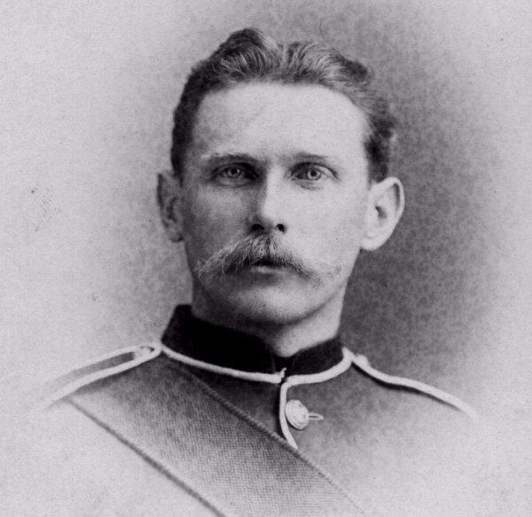 Photo of Robert C. Goodfellow