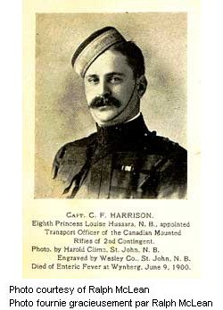 Photo of Charles Frederick Harrison