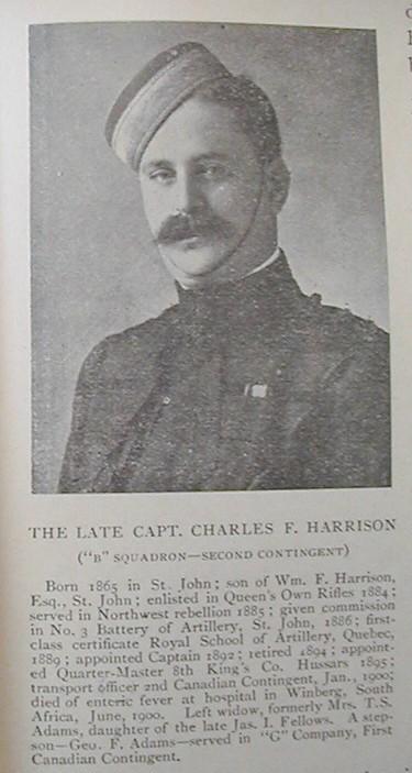 Photo of Charles Harrison