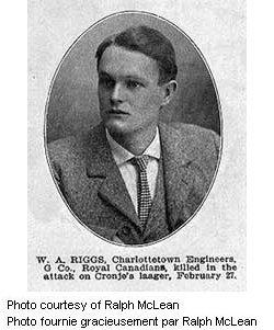 Photo of Alfred William Riggs
