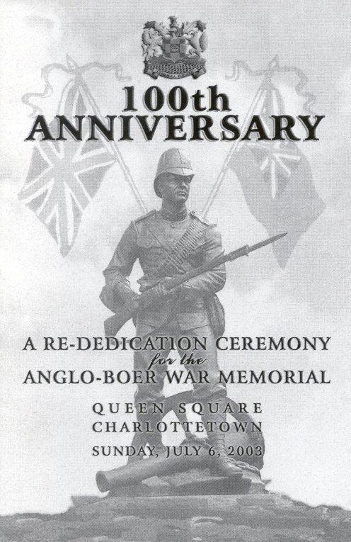 Re-Dedication Ceremony